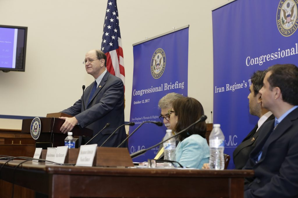 Congressional Briefing 107