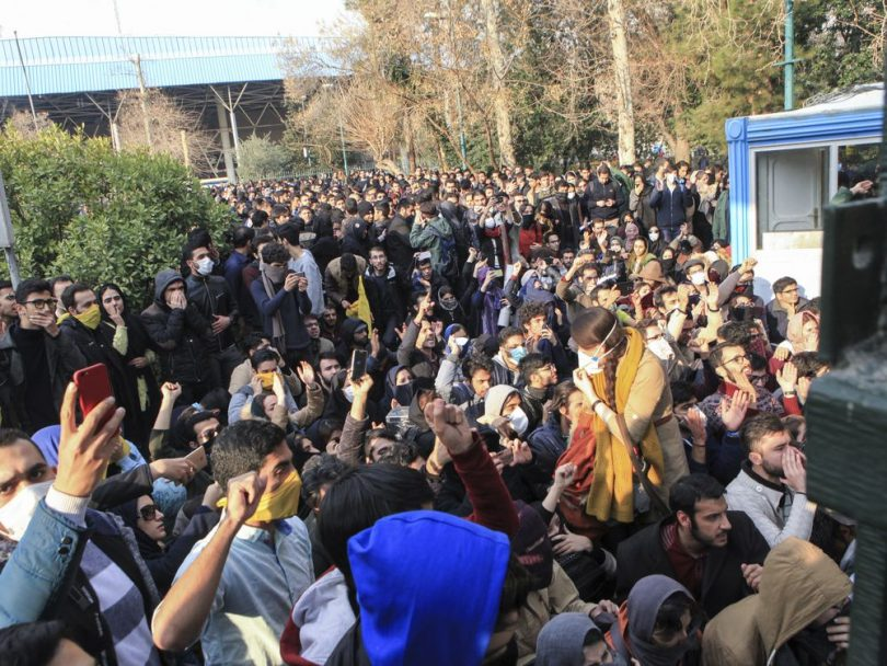 Iranian Americans Rally, 2018