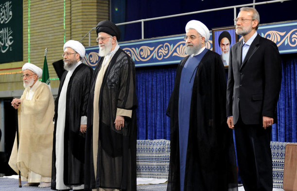 Iran's radical Islamic government Members
