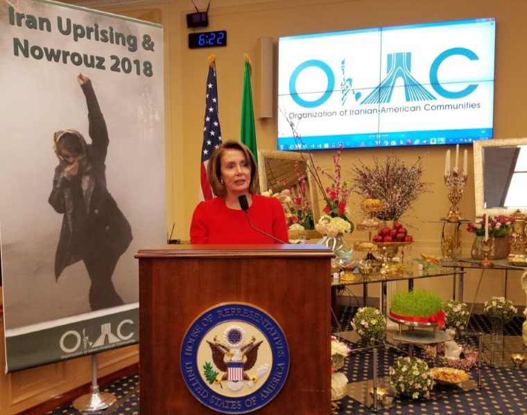 Democratic Leader Nancy Pelosi Remarks at Capitol Hill