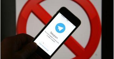 No To Telegram App