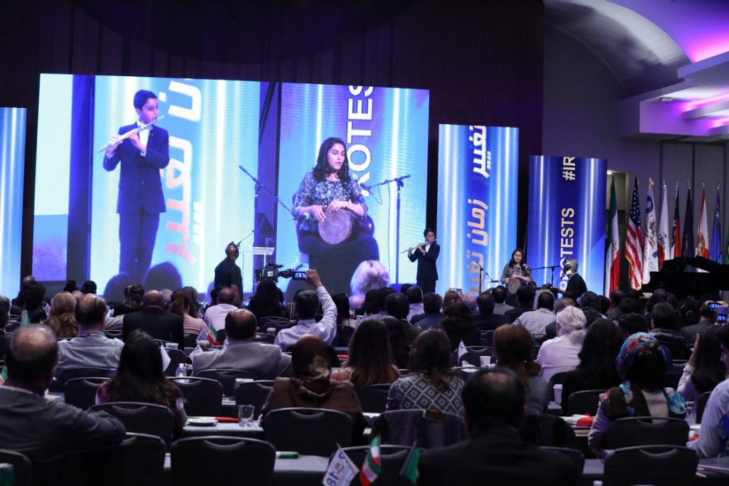 2018 Iran Freedom Convention 28