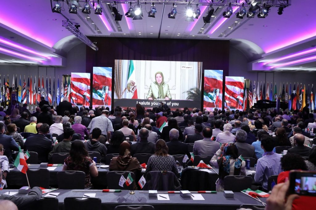 2018 Iran Freedom Convention 37