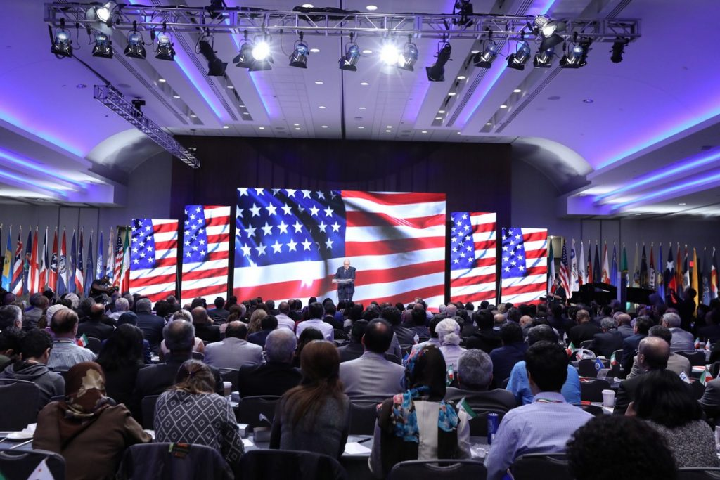 2018 Iran Freedom Convention 38