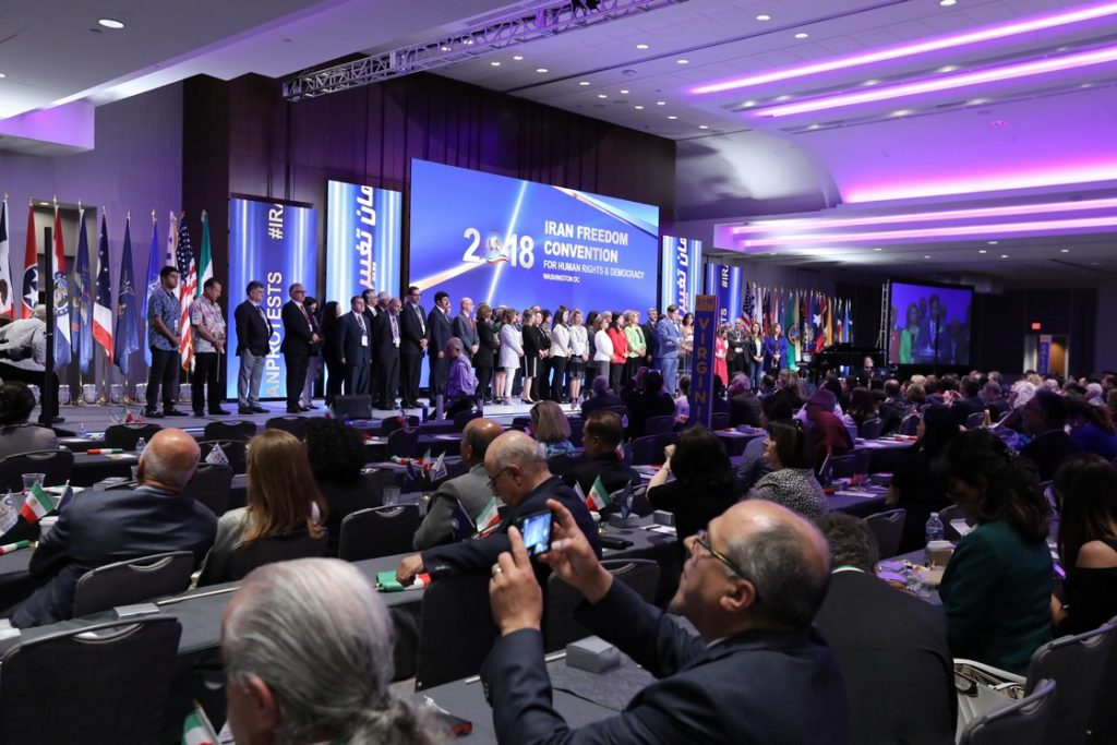 2018 Iran Freedom Convention 39