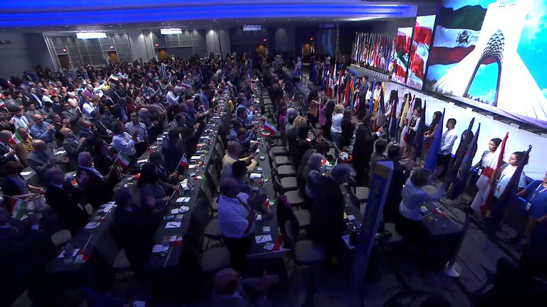 2018 Iran Freedom Convention51