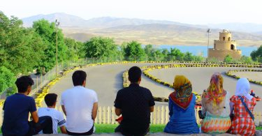 Iranian family